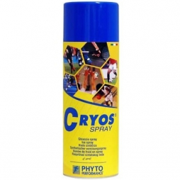 Охлаждающий гель Cryos Spray для спортивных травм и ушиб