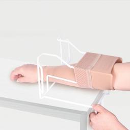 Приспособление для надевания компрессионного рукава
